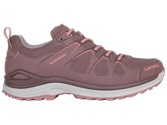 Lowa Innox Evo GTX Low Shoes Women brown rose